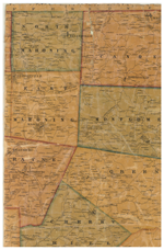 PA State Archives MG Indiana County Map Interface - Indiana county map