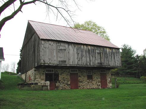 Pennsylvania Barn Phmc Gt Pennsylvania Agricultural