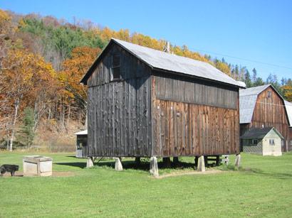 Granary Phmc Gt Pennsylvania Agricultural History Project