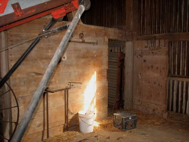 Barn Interiors barn interiors | phmc > pennsylvania agricultural history project