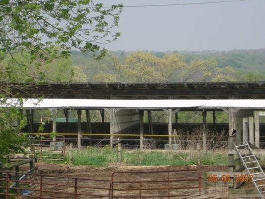 Free Stall Barn Mercer County