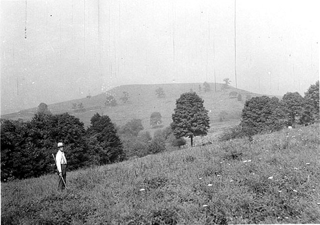Fort Hill | PHMC > Pennsylvania Archaeology