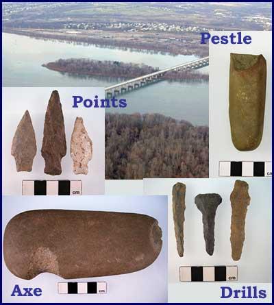 Lower Susquehanna River Basin | PHMC > Pennsylvania Archaeology