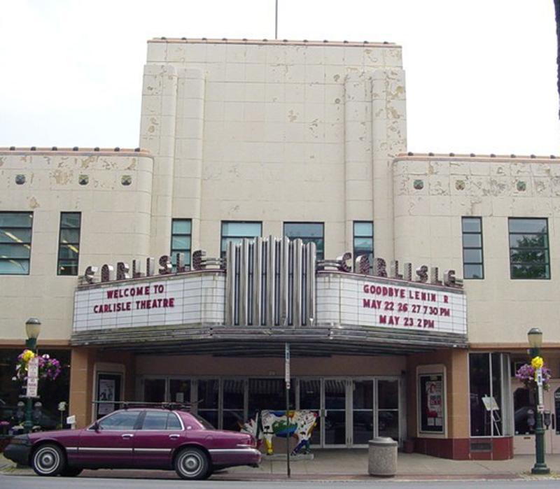 Carlisle Theater Cumberland County