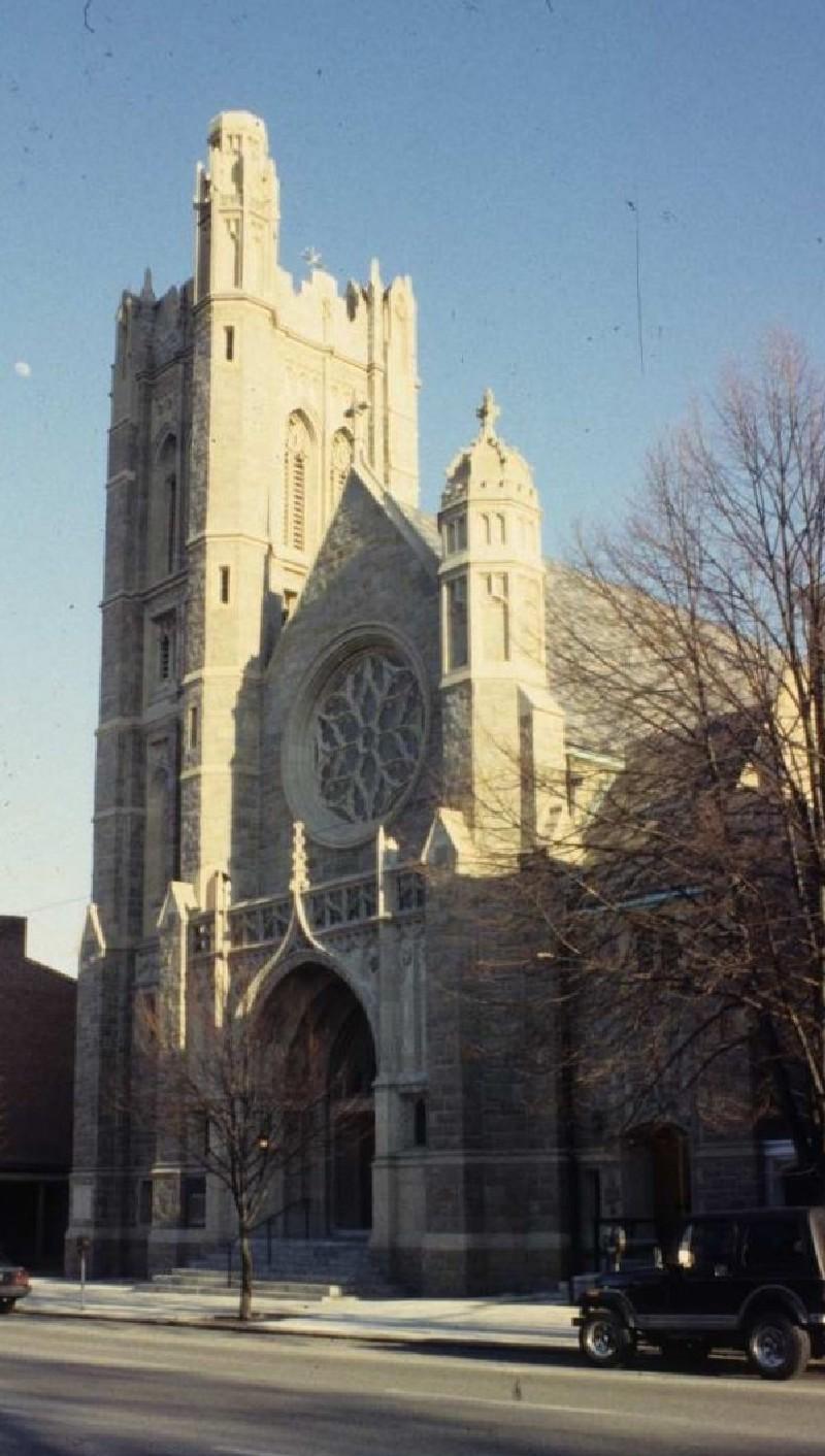 Religious Buildings PHMC Pennsylvania Architectural Field Guide