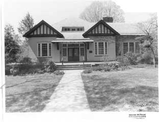 Bungalow Craftsman Style Photo 20th Century Club Of Landsdowne