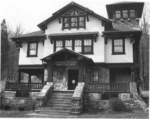 Bungalow Craftsman Style Photo Indian Steps Museum