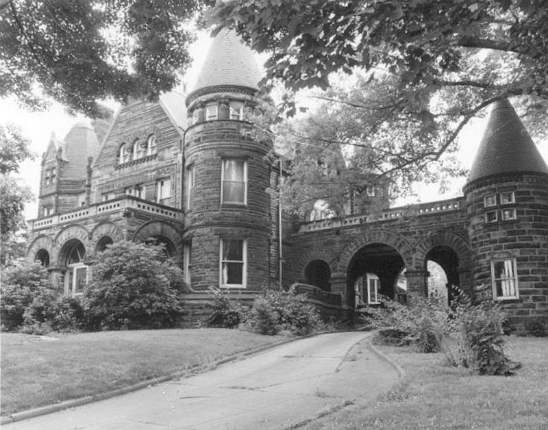 Chateauesque Style 1860 1910 Phmc Gt Pennsylvania