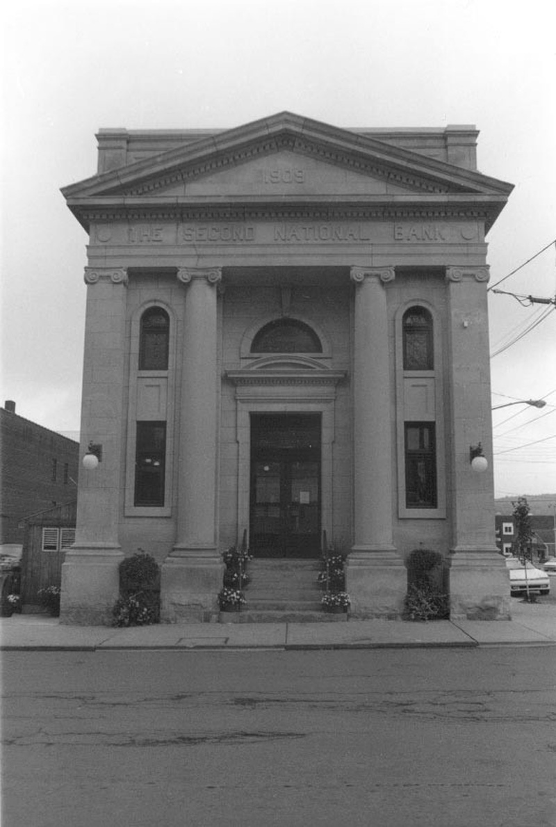 Classical revival style 1895 1950 phmc pennsylvania for Architecture 1950