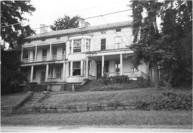classical revival style 1895 1950 phmc pennsylvania