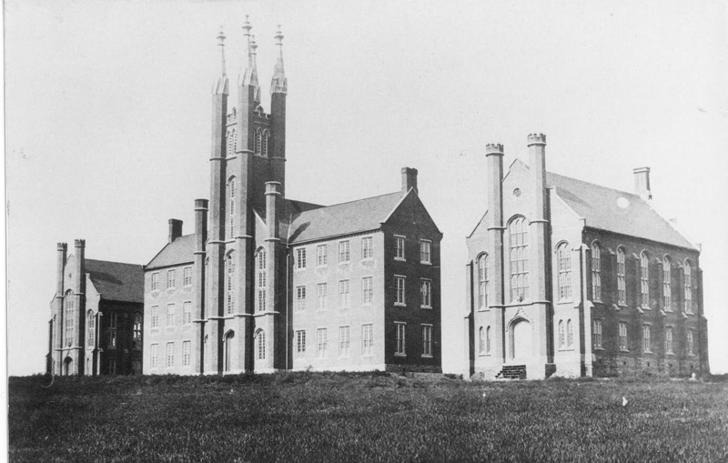 Collegiate Gothic Style 1890 - 1940 | PHMC > Pennsylvania ... on