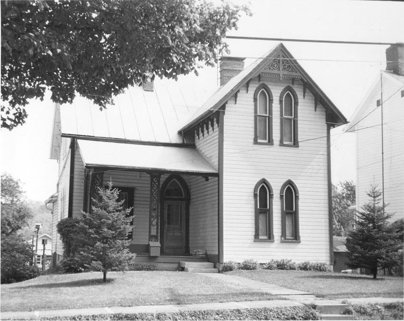 Gothic Revival Style 1830