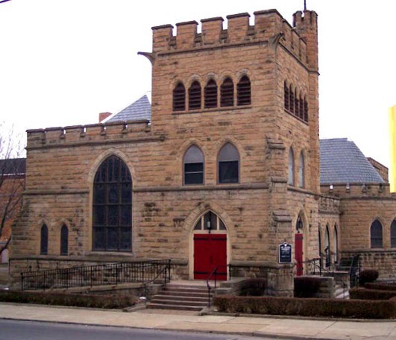 Gothic Revival Style 1830 - 1860 | PHMC > Pennsylvania