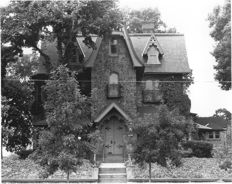 gothic revival style 1830 - 1860 | phmc > pennsylvania architectural