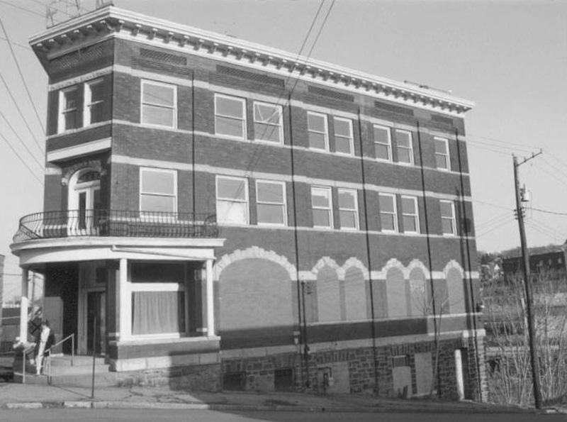 Italian Renaissance Revival Style 1890 1930 PHMC Pennsylvania