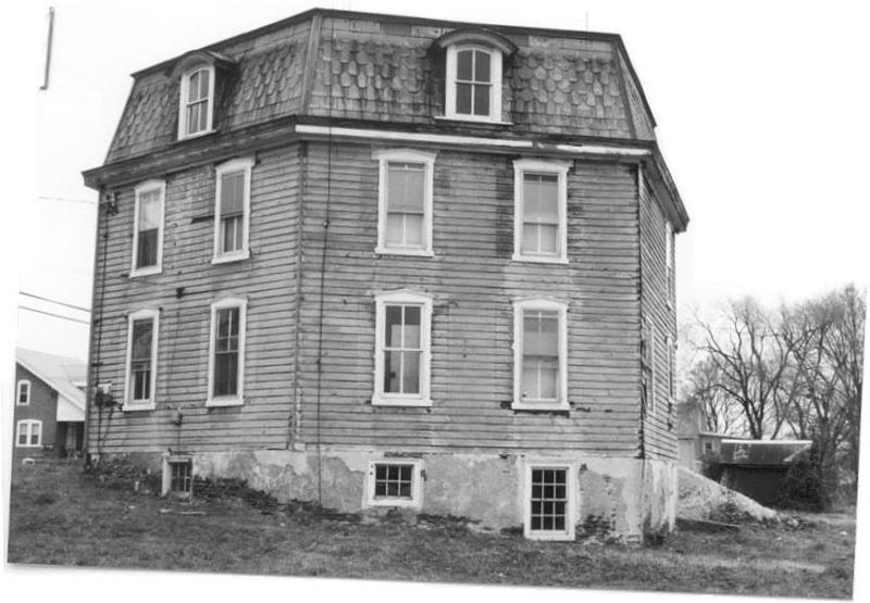 Octagon Style 1850 1870 Phmc Pennsylvania
