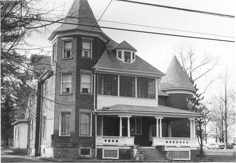 A W Buck House Cambria County Queen Anne