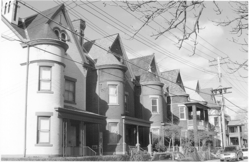Queen Anne Style 1880 1910 Phmc Gt Pennsylvania
