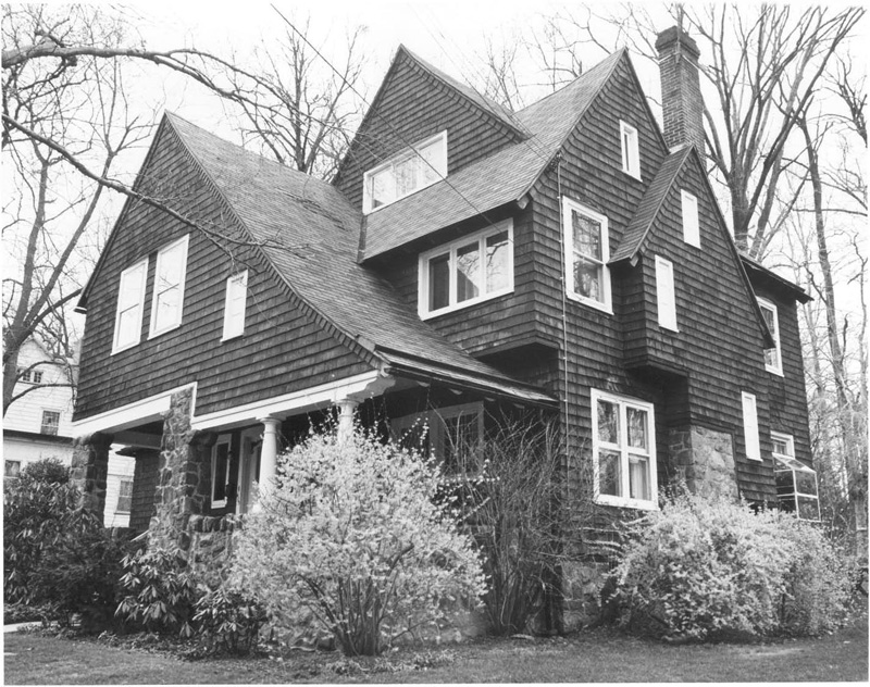 Shingle style 1880 1900 phmc pennsylvania for 1900 architecture houses