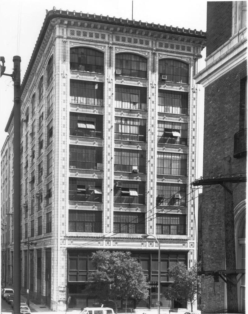 Sullivanesque Style 1890 1930 Phmc Gt Pennsylvania