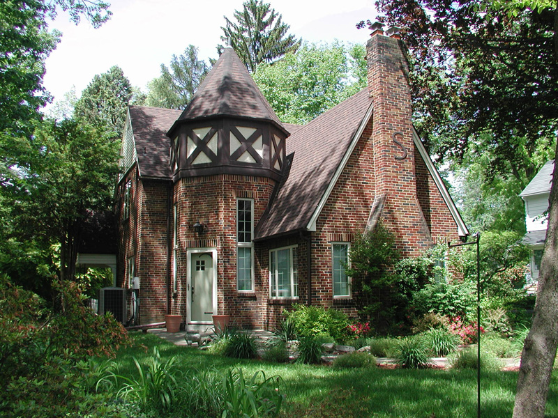 tudor revival style 1890 1920 phmc pennsylvania architectural field guide. Black Bedroom Furniture Sets. Home Design Ideas