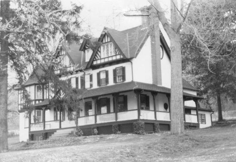 elizabethan cottage architecture tudor revival style 1890 1920 phmc pennsylvania